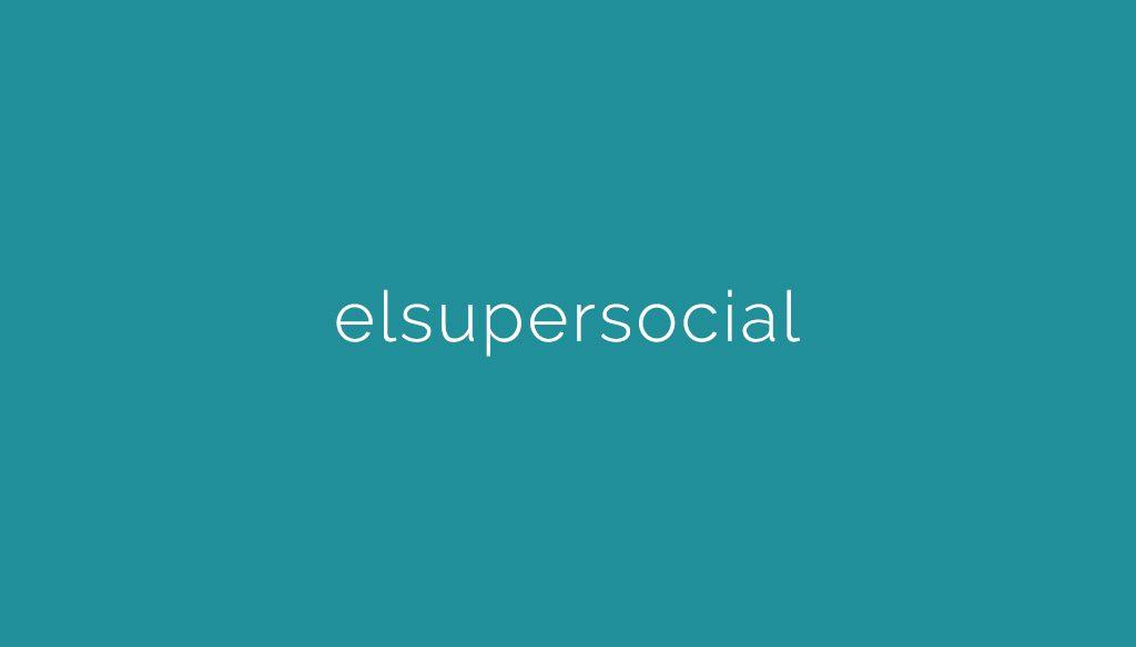 El Super social - Tienda online